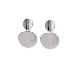 SNÖ OF SWEDEN - Avery Pendant Earring Silver