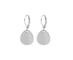 SNÖ OF SWEDEN - Avery Short Earring Silver