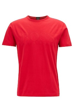 HUGO BOSS - Tee 1 Röd