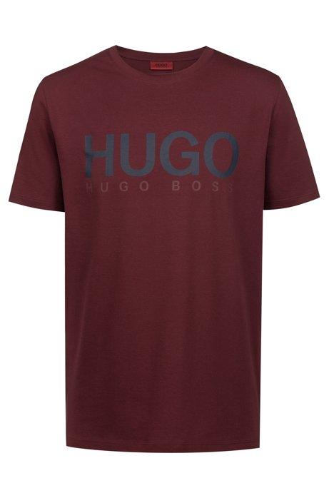 HUGO BOSS - Dolive Logo T-shirt Röd