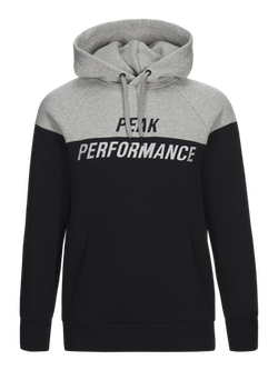 PEAK PERFORMANCE - Season Hoodie Svart