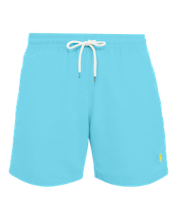 POLO RALPH LAUREN - Traveler Swim Shorts Blå
