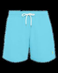 POLO RALPH LAUREN - Traveler Swim Shorts Blå