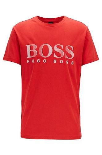 HUGO BOSS - Relaxed T-shirt Röd