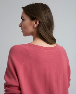 LEXINGTON - Lea Sweater Röd