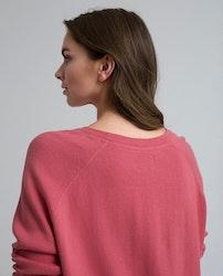 LEXINGTON - Lea Sweater Röd
