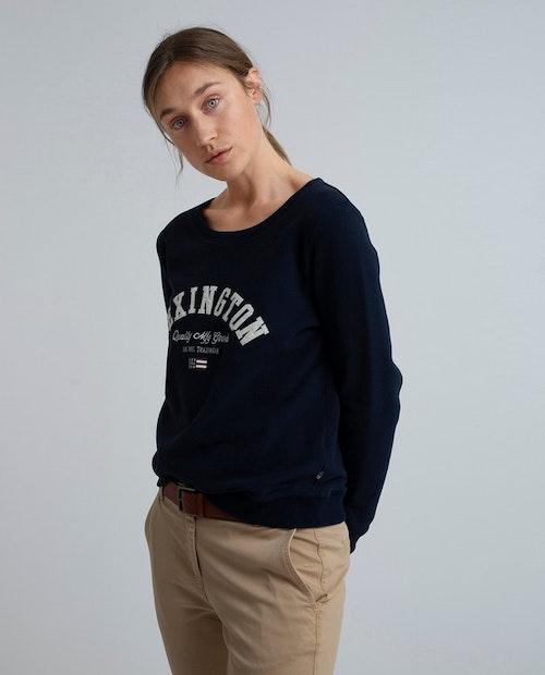 LEXINGTON - Chanice Sweater Blå