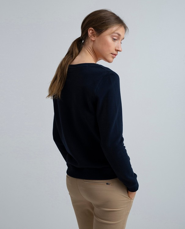 LEXINGTON - Chanice Sweater Blå