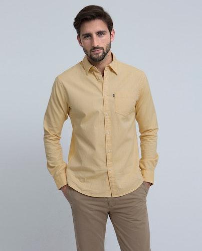 LEXINGTON - Kyle Oxford Shirt Gul