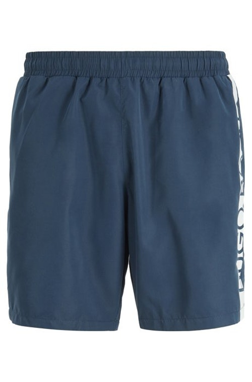 HUGO BOSS - Dolphin Swimshorts Blå