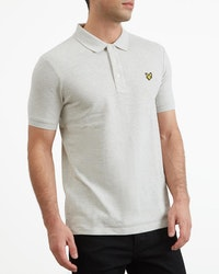 LYLE & SCOTT - Polo Shirt Grå
