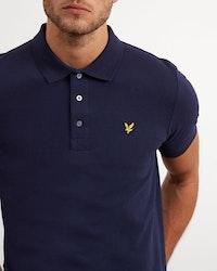 LYLE & SCOTT - Polo Shirt Blå