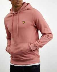 LYLE & SCOTT - Pullover Hoodie Rosa
