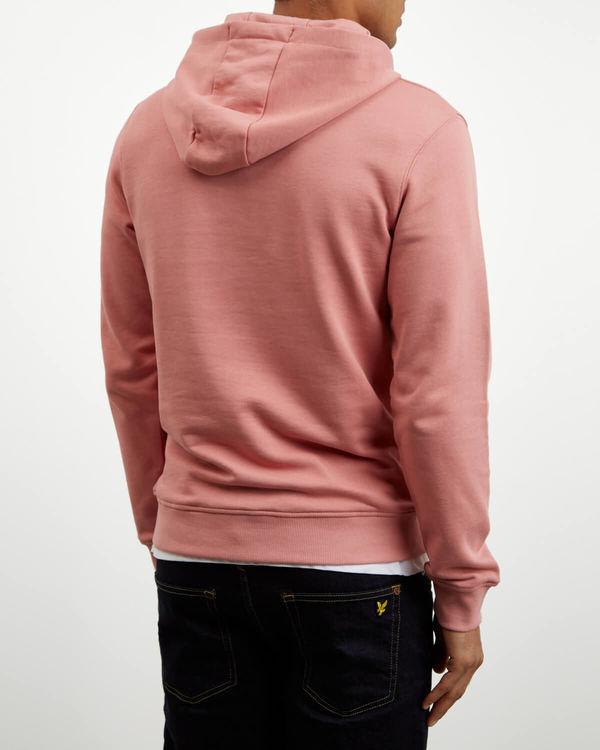 LYLE & SCOTT - Pullover Hoodie Rosa