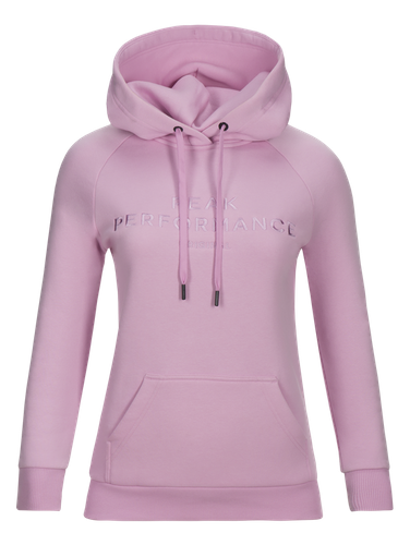 PEAK PERFORMANCE - W Original Hoodie Rosa