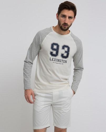 LEXINGTON - Seth Long Sleeve Beige