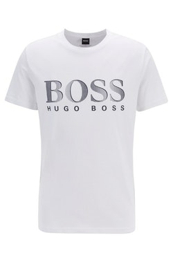 HUGO BOSS - Relaxed T-shirt Vit