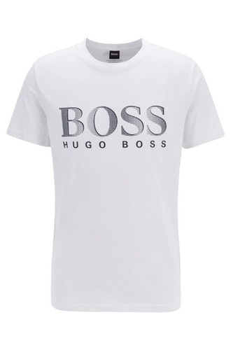 HUGO BOSS - Relaxed T-shirt Vit