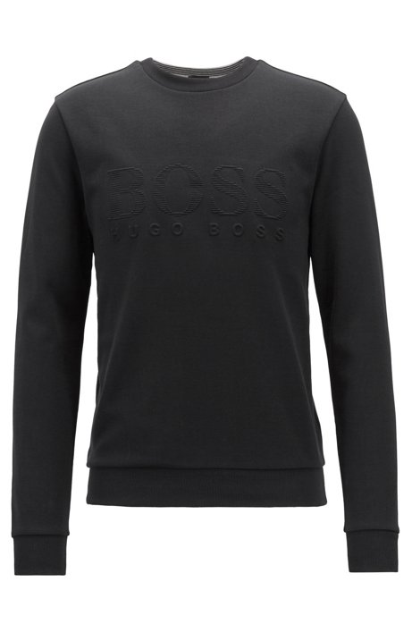 HUGO BOSS - Salbo Slim Fit Svart