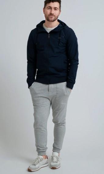 STENSTRÖMS - Harvey Jacket Blå