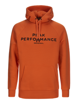 Peak Performance - Original Huvtröja Orange