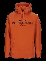 Peak Performance - Original Huvtröja Orange