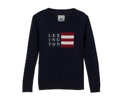 LEXINGTON - Lova Sweater Blå