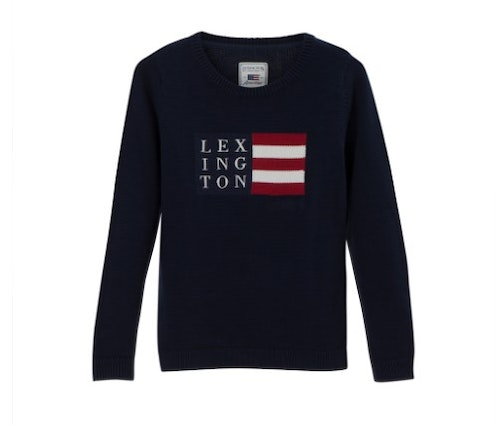LEXINGTON - Lova Sweater Blå