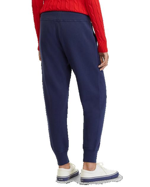 POLO RALPH LAUREN - Sweatpant Ankle Pant Blå
