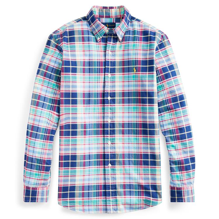 POLO RALPH LAUREN - Long Sleeve Sport Shirt Rutor