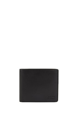 HUGO BOSS - Majestic cc Billfold Wallet Svart