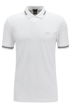 HUGO BOSS - Paul Slim-Fit Piké Vit