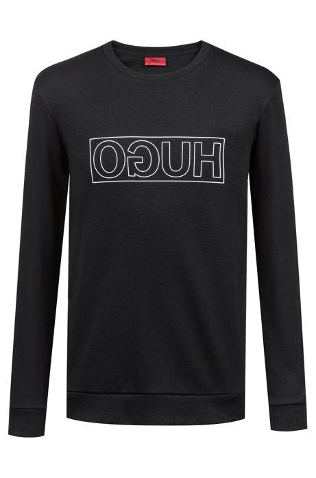 HUGO BOSS - Dicago u6 Sweatshirt svart