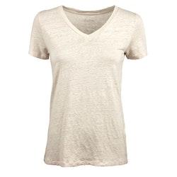 STENSTRÖMS - Jersey Linen Shirt Beige