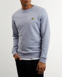 LYLE & SCOTT - Crew Neck Sweatshirt Blå