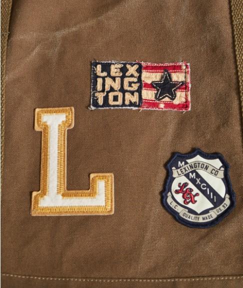 LEXINGTON - Davenport Gymbag Grön