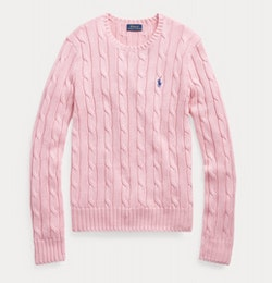 POLO RALPH LAUREN - Julianna Classic Rosa