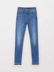 TIGER OF SWEDEN - Shelly Jeans Blå