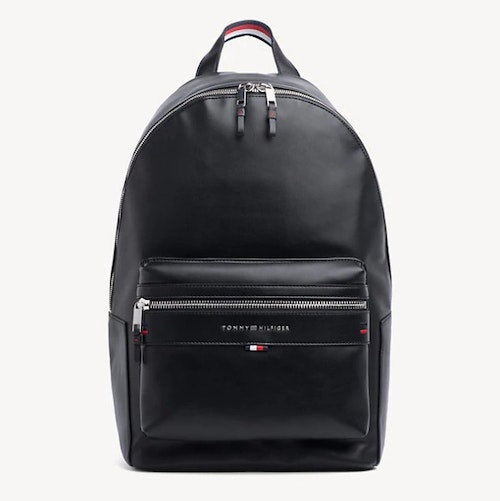 TOMMY HILFIGER - Elavated Backpack Svart