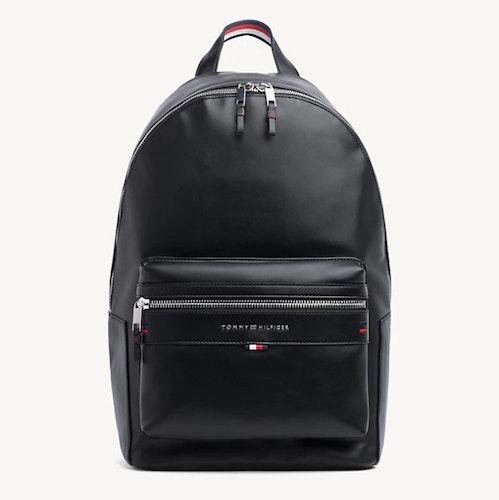 TOMMY HILFIGER - Elavated Backpack Svart