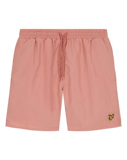 LYLE & SCOTT - Plain Swim Shorts Rosa