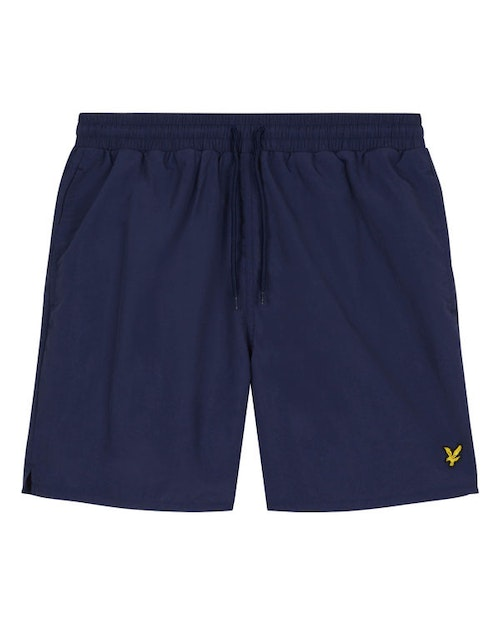 LYLE & SCOTT - Plain Swim Shorts Blå