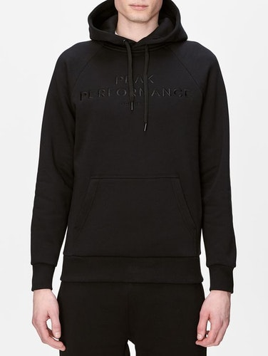 PEAK PERFORMANCE - Original zh Hoodie Svart