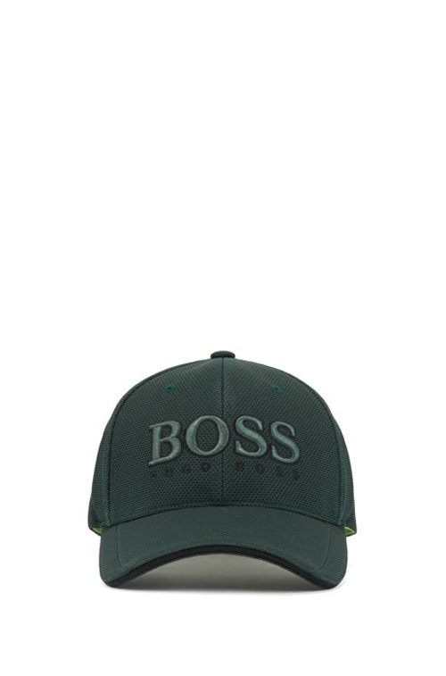 HUGO BOSS - Baseball Cap Grön