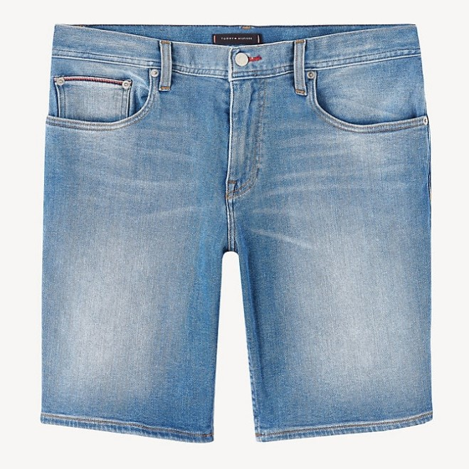 TOMMY HILFIGER - Brooklyn Shorts Blå