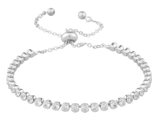 SNÖ OF SWEDEN - Josephine Bracelet Silver