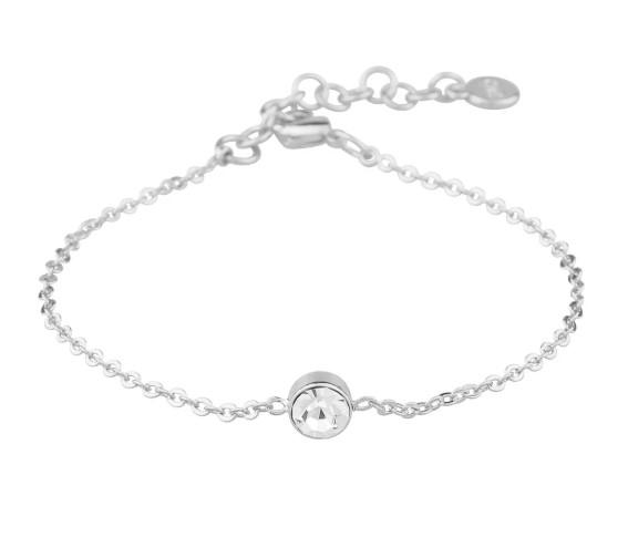 SNÖ OF SWEDEN - Josephine Chain Bracelet Silver