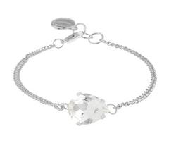 SNÖ OF SWEDEN - Birgit Chain Bracelet Silver