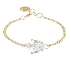 SNÖ OF SWEDEN - Birgit Chain Bracelet Guld