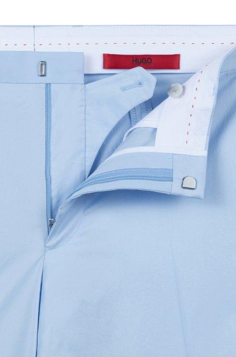 HUGO BOSS - Ferris192 Slim Fit Stretch Shorts Blå